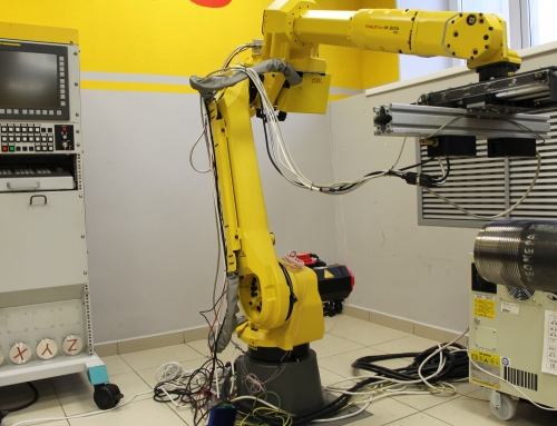 Geomera revealed a new thread measurement system based on a robot arm